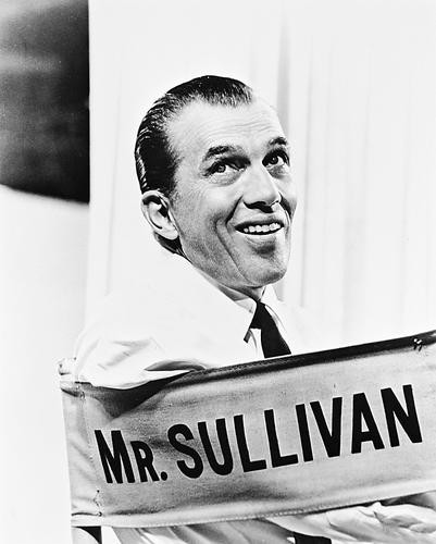 This is an image of 171828 Ed Sullivan Photograph & Poster