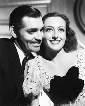 This is an image of 172147 Clark Gable & Joan Crawford Photograph & Poster