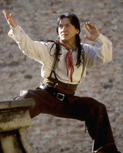 This is an image of 254331 Jackie Chan Photograph & Poster