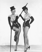 This is an image of 172571 Marilyn Monroe & Jane Russell Photograph & Poster
