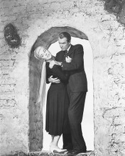 This is an image of 172576 James Stewart & Kim Novak Photograph & Poster