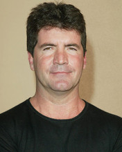 This is an image of 255661 Simon Cowell Photograph & Poster