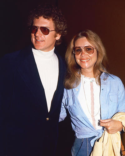 This is an image of 256223 Elizabeth Montgomery and Robert Foxworth Photograph & Poster