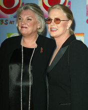This is an image of 257821 Tyne Daly and Sharon Gless Photograph & Poster