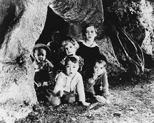 This is an image of 178658 Little Rascals Photograph & Poster