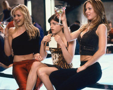 This is an image of 250629 Cameron Diaz & Christina Applegate Photograph & Poster