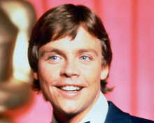 This is an image of 252422 Mark Hamill Photograph & Poster