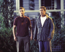 This is an image of 253349 Mel Gibson & Joaquin Phoenix Photograph & Poster