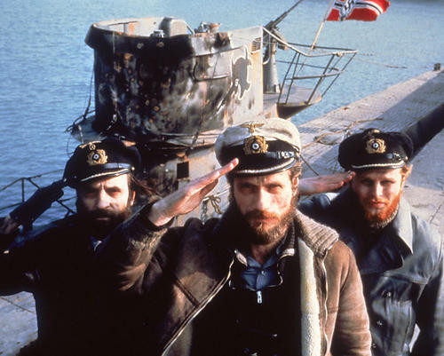 This is an image of 254948 Das Boot Photograph & Poster