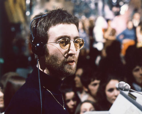 This is an image of 255045 John Lennon Photograph & Poster