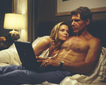 This is an image of 255271 Harrison Ford & Michelle Pfeiffer Photograph & Poster
