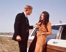 This is an image of 255372 Steve McQueen & Ali Macgraw Photograph & Poster