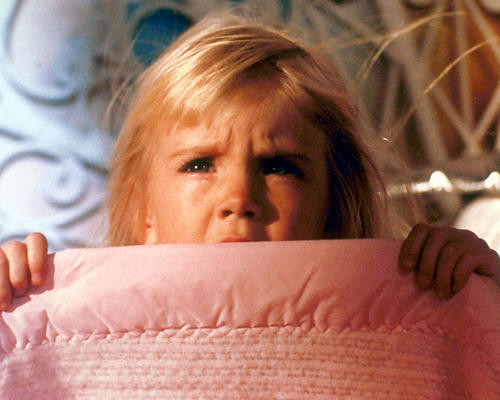 This is an image of 256841 Heather O'Rourke Photograph & Poster