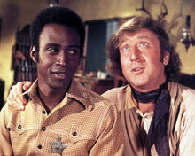 This is an image of 256984 Blazing Saddles Photograph & Poster