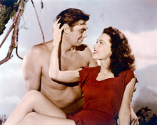 This is an image of 258744 Tarzan the Apeman Photograph & Poster