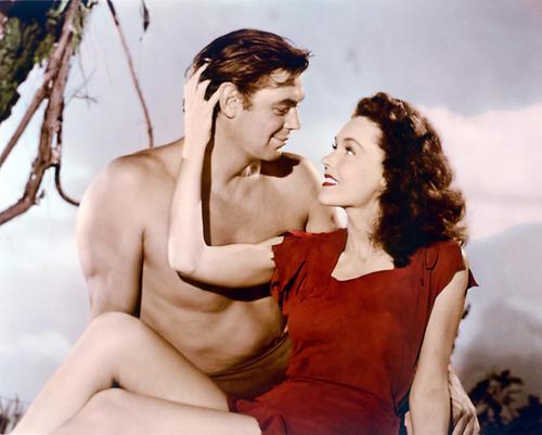 This is an image of 258744 Tarzan the Apeman Photograph & Poster
