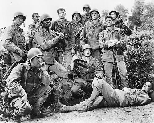 This is an image of 171762 The Dirty Dozen Photograph & Poster