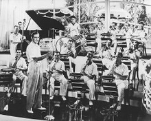 This is an image of 172319 Glenn Miller Photograph & Poster