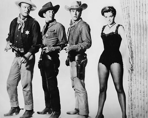 This is an image of 177255 Rio Bravo Photograph & Poster