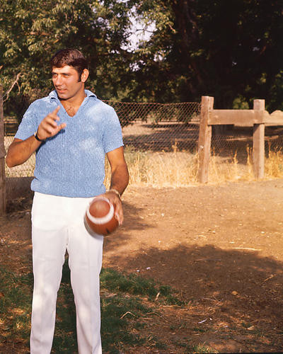 This is an image of 265087 Joe Namath Photograph & Poster