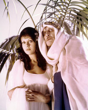 This is an image of 265643 Vincent Price & Madeline Smith Photograph & Poster