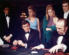 This is an image of 267410 George Lazenby Photograph & Poster