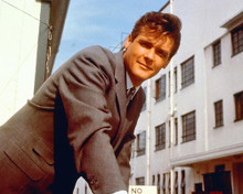 This is an image of 267588 Roger Moore Photograph & Poster
