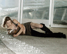 This is an image of 269695 Milla Jovovich Photograph & Poster