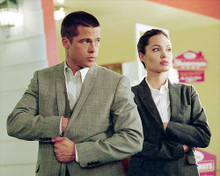 This is an image of 269800 Mr. & Mrs. Smith Photograph & Poster