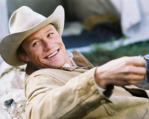 This is an image of 270667 Heath Ledger Photograph & Poster