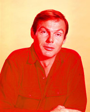 This is an image of 271370 Adam West Photograph & Poster