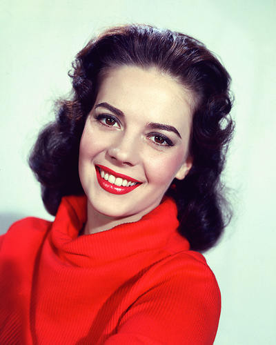 This is an image of 271861 Natalie Wood Photograph & Poster