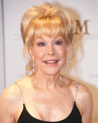This is an image of 271542 Barbara Eden Photograph & Poster