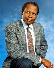This is an image of 271764 Sidney Poitier Photograph & Poster