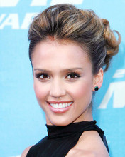 This is an image of 271971 Jessica Alba Photograph & Poster