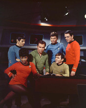 This is an image of 272107 Star Trek Photograph & Poster