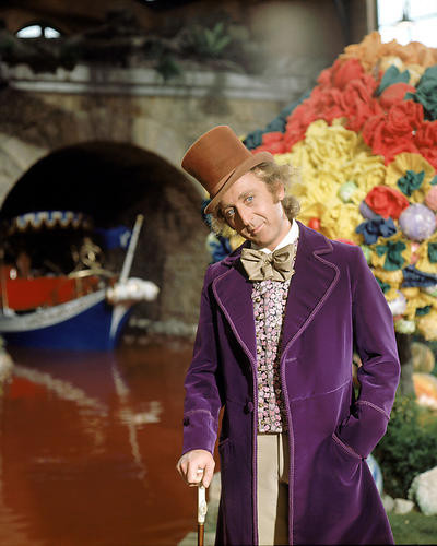 This is an image of 273726 Gene Wilder Photograph & Poster