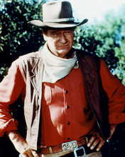 This is an image of 274130 John Wayne Photograph & Poster
