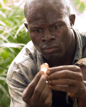 This is an image of 274172 Djimon Hounsou Photograph & Poster