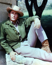 This is an image of 275012 Michael Landon Photograph & Poster