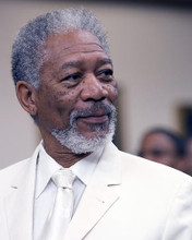 This is an image of 275546 Morgan Freeman Photograph & Poster