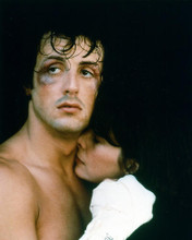 This is an image of 275930 Sylvester Stallone Photograph & Poster