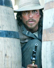 This is an image of 276120 Christian Bale Photograph & Poster