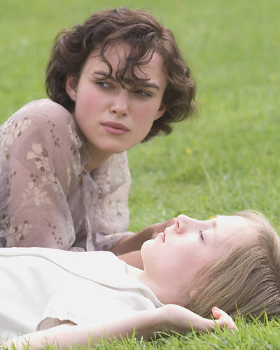 This is an image of 276724 Keira Knightley Photograph & Poster