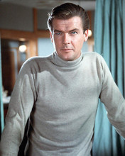 This is an image of 276737 Roger Moore Photograph & Poster