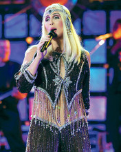 This is an image of 276785 Cher Photograph & Poster