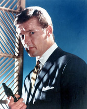 This is an image of 276861 Roger Moore Photograph & Poster