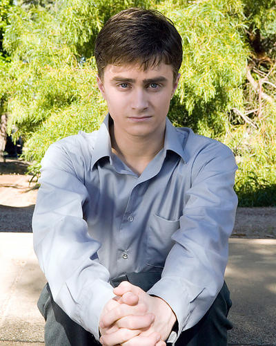 This is an image of 276875 Daniel Radcliffe Photograph & Poster
