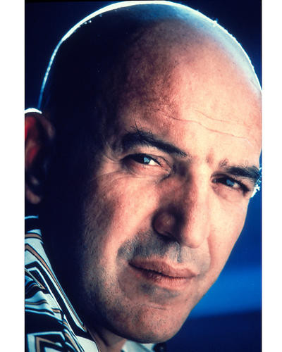 This is an image of 276883 Telly Savalas Photograph & Poster