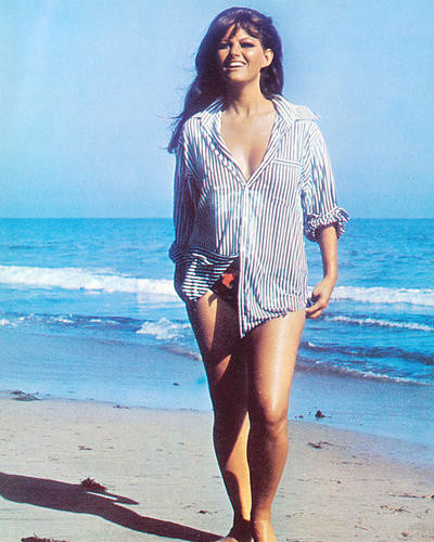 This is an image of 277176 Claudia Cardinale Photograph & Poster